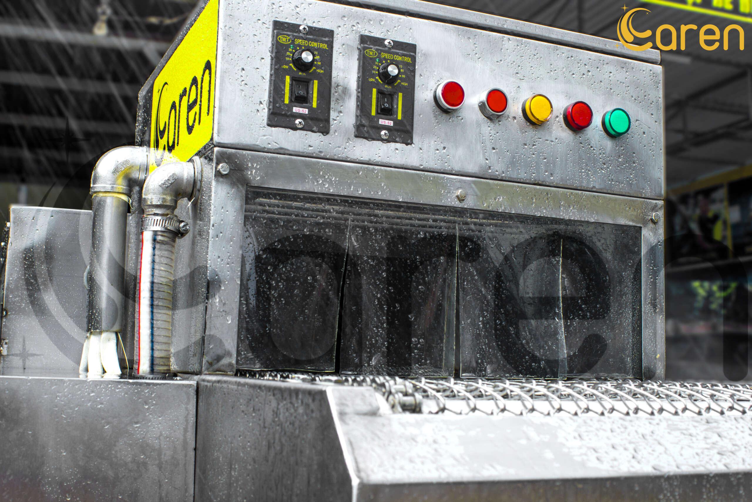 Máy rửa chén công nghiệp