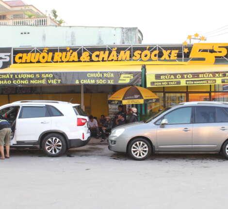 Kinh Nghiệm Mở Tiệm Rửa Xe Máy Ô Tô